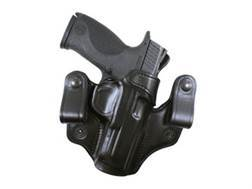 DeSantis Mad Max Tuckable Inside the Waistband Holster Leather