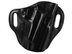 El Paso Saddlery Crosshair Outside the Waistband Holster Right Hand Leather