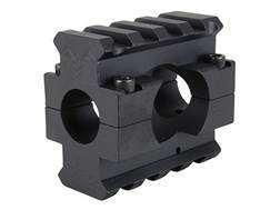 "DoubleStar Gas Block 2 Picatinny Rail AR-15, LR-308 Lightweight Barrel .625"" Inside Diameter Alum..."