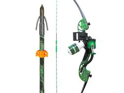 AMS Water Moc Recurve Bowfishing Bow Package with Retriever Pro Tournament Series Reel 40 lb Righ...