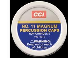 CCI Percussion Caps #11 Magnum