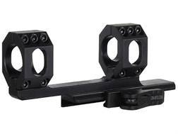 American Defense Scout Quick-Release Extended Scope Mount Picatinny-Style with AR-15 Flat-Top Matte