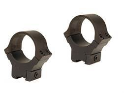B-Square 30mm Sport Utility 22 Rimfire and Airgun Rings Medium Matte