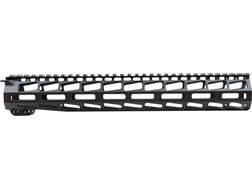 "AR-Stoner Ultralight Free Float M-Lok Handguard AR-15 13"" Aluminum Black"