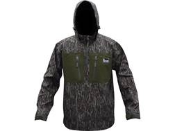 Banded Men's 1/4 Zip Waterproof Hooded Pullover Polyester