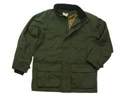 Beretta Men's Silver Pigeon Waterproof Jacket Synthetic Blend Green Medium 39-41
