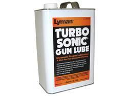 Lyman Turbo Sonic Ultrasonic Gun Lubricant 1 Gallon Liquid