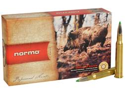 Norma USA American PH Ecostrike Ammunition 7x65mm Rimmed 140 Grain Tipped Boat Tail Lead-Free Box...