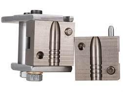 Hoch Custom 1-Cavity Nose Pour Bullet Mold 30 Caliber (310 Diameter) 205 Grain Semi-Spitzer Gas C...