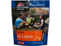 Mountain House Rice and Chicken Freeze Dried Food 6.4 oz