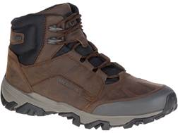 "Merrell Coldpack Ice+ Mid Polar 5"" 200 Gram Insulated Waterproof Hiking Boots Leather/Synthetic"