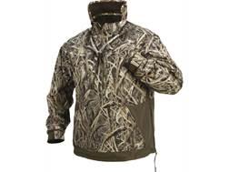 Drake Men's MST Waterfowl Fleece Lined Pullover 2.0 Jacket Waterproof Polyester