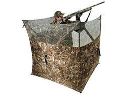 "Ameristep Field Hunter Ground Blind 57"" x 57"" Polyester Realtree Max-4 Camo"
