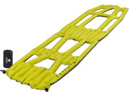 Klymit Inertia X Frame Sleeping Pad Polyester Yellow and Gray