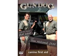 Gun Dog: Field First Aid DVD