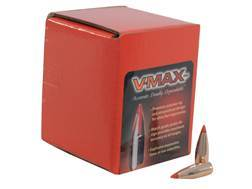 Hornady V-Max Bullets 25 Caliber (257 Diameter) 75 Grain Boat Tail Box of 100