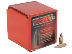 Hornady Bullets 22 Caliber (224 Diameter) 60 Grain Spire Point Box of 100