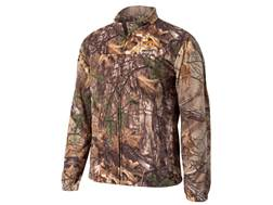Scent-Lok Vortex Windproof Fleece Jacket Polyester Realtree Xtra
