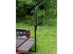 Viking Solutions Rack-Jack Hitch Mounted Game Hoist Steel Black