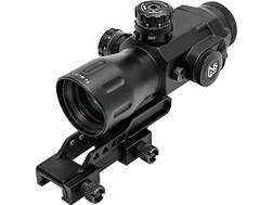 Leapers UTG Accushot T4 Prism Sight 4x 32mm 36 Color with Quick-Detach Picatinny-Style Mount Matte