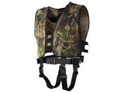 Hunter Safety System Lil' Treestalker HSS-8 Youth Treestand Safety Harness Vest Realtree APG Camo