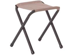 Coleman Rambler II Camp Stool Polyester and Aluminum Tan