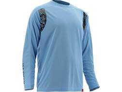 Huk Men's Trophy Performance Shirt Long Sleeve Polyester
