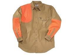 Beretta Mens Upland Heavy Duty Shooting Shirt Long Sleeve Cotton and Cordura