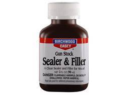 Birchwood Casey S&F Gun Stock Clear Sealer & Filler 3 oz