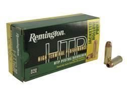 Remington High Terminal Performance Ammunition 45 Colt (Long Colt) 230 Grain Jacketed Hollow Poin...