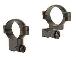 Leupold 30mm Extended Ring Mounts Ruger 77 Matte Super High