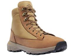 "Danner Explorer 650 6"" Waterproof Hiking Boots Full Grain Leather/Nylon Khaki Men's 14 D"