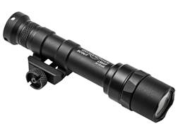 Surefire M600 Ultra Scout Light Weaponlight LED with 2 CR123A Batteries Aluminum Black