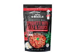 Omeals Spaghetti with Beef Self Heating Meal