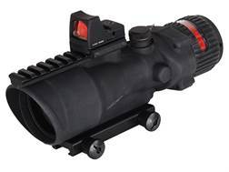 Trijicon ACOG TA648-RMR BAC Rifle Scope 6x 48mm Dual-Illuminated Red Chevron Reticle with 6.5 MOA...