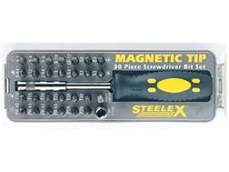Steelex Screwdriver Set 30-Piece Steel