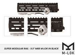 Geissele Super Modular Rail MK8 M-Lok Free Float Handguard with Low Profile Gas Block AR-15