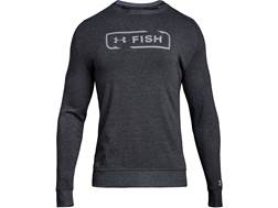 Under Armour Men's UA Threadborne Shoreline Crew Shirt Long Sleeve Tri-Blend