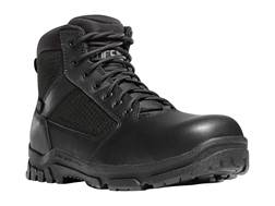 "Danner Lookout 5.5"" Waterproof Side-Zip Non-Metallic Safety Toe Tactical Boots Leather/Nylon Men's"