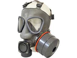 Military Surplus Finnish Gas Mask Grade 1 Grey