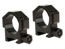 Badger Ordnance Picatinny-Style 30mm Maximized Rings Matte