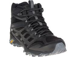 "Merrell Moab FST Mid 5"" Waterproof Hiking Boots Leather/Synthetic Men's"