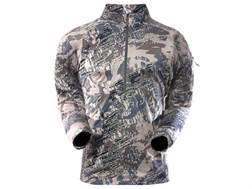Sitka Gear Men's Merino Zip-T Long Sleeve Base Layer Shirt