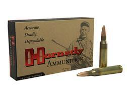 Hornady Custom Ammunition 338 Lapua Magnum 250 Grain Spire Point Box of 20