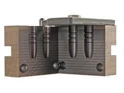 RCBS 2-Cavity Bullet Mold 33-200-FN# 338 Caliber (338 Diameter) 200 Grain Flat Nose