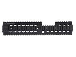 Midwest Industries Gen 2 Free Float 2-Piece Handguard Quad Rail AR-15 Extended Carbine Length Alu...