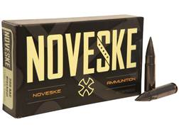 Noveske Ammunition 300 AAC Blackout 110 Grain Nosler Varmageddon Tipped Flat Base Box of 20