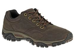 "Merrell Moab Rover Low 4"" Hiking Shoes Leather Espresso Men's"