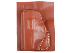Hunter 2500 Pocket Holster Right Hand Taurus Spectrum Leather Brown