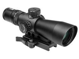 NcStar Mark III Gen II Tactical Rifle Scope 3-9x 42mm Mil-Dot Reticle Black
